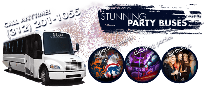 party bus Palos Park